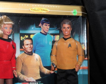 Barbie & Ken, Star Trek