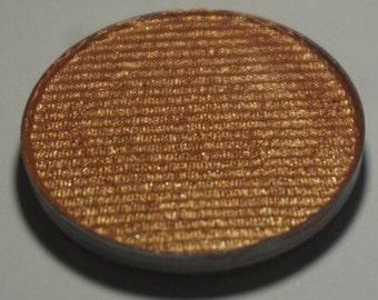 Mars Summer - Bright orange/yellow duochrome eyeshadow