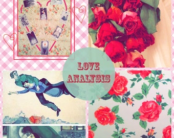 Love Analysis Spread