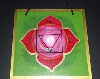 Root Chakra Painting