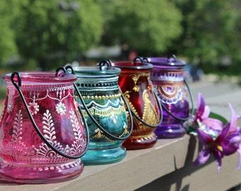 Candleholder Lanterns