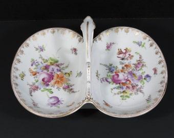 Franziska Hirsch Dresden Porcelain Serving Dish