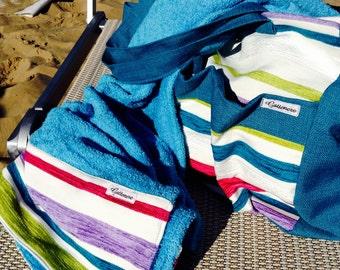 Beach Bag Stripes