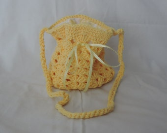 Crochet bag purse
