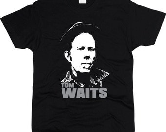 Tom Waits Men T-Shirt