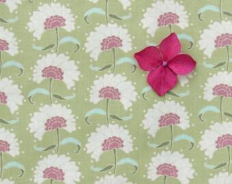 Tilda Apple Bloom FQ / Tilda Collection / Rita Olive / Fat quarter
