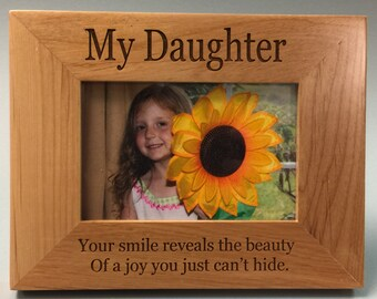My Daughter Frame