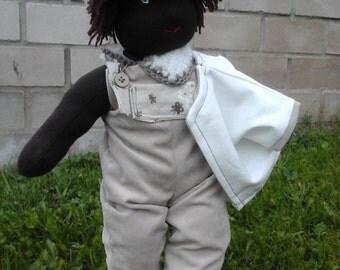 Doll Waldorf style