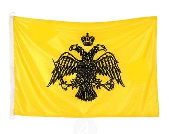 Byzantine Flag  70 x 50 cm church orthodox