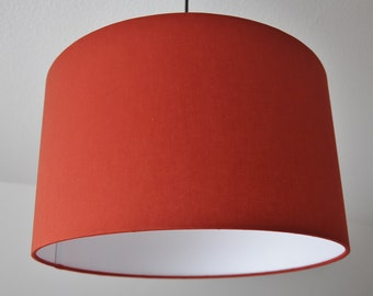 "Lampshade ""Terracotta"" (Terracota)"
