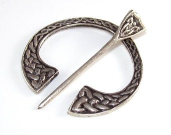 Sterling Silver Vintage Ward Brothers Scottish Kilt Pin
