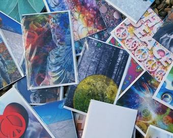 Note Cards, Pick Any 5