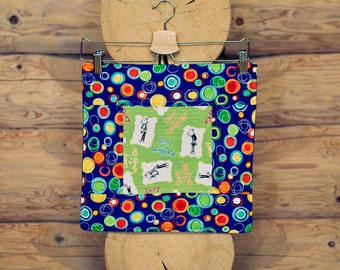 patchwork sew kit - wimpy kid No. 1