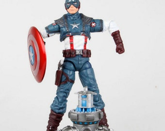 """Super Hero The Avengers Captain America Juguetes PVC Action Figure Brinquedos Collectible Model Kids Toys Doll Figurine 8"""" 20CM"""