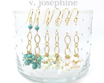The Georgiana Earring