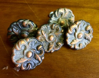 Pull Me Closer Victorian Drawer Pulls
