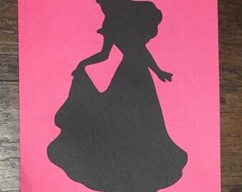 Disney princess 8 x 10 - sleeping beauty aurora only