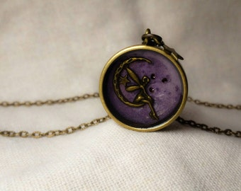 Pendant to the fairy.