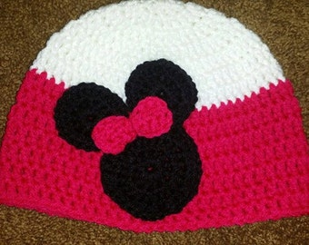 Minnie Mouse Beanie