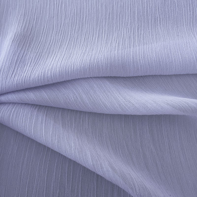 Sheer crinkle gauze fabric by the yard wholesale price for Cheap fabric by the yard