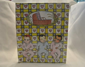 Personalized Children's Book - Baby's Create-a-Book