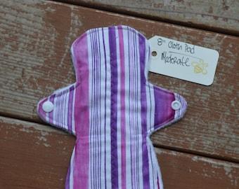 "Petal Blossom 8"" Moderate Cloth Pad"
