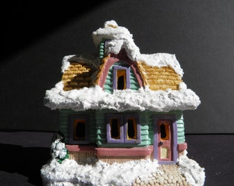 Christmas Village - Craftsman House