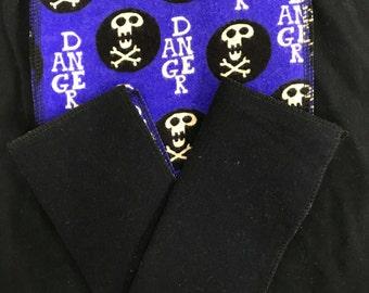 10 Danger cloth wipes