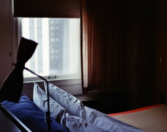 Los Angeles Photography, California, Hotel, Architecture, Colors, Analog Photography, 35mm, Downtown, Room, Decoration, Design