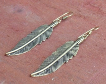 Leaf Earring | Large Leaf Jewelery | Dangle Drop Earring | Girls Fashion Earring | Brass Plated Earring | Traditional Indian Jewelry | E20