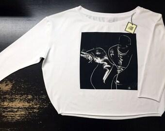 Woman's T-shirt .