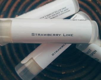 STRAWBERRY LIME: Lip Balm