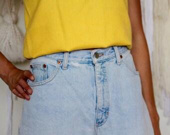 Perfectly Worn GAP Denim Jeans