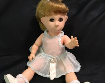 Poor Pitiful Pearl 1960's Vintage Doll