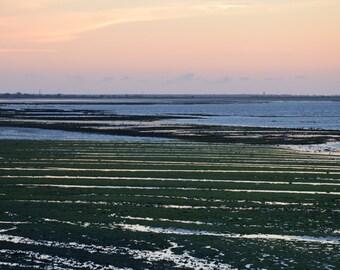 Sunset on the Ile de Ré