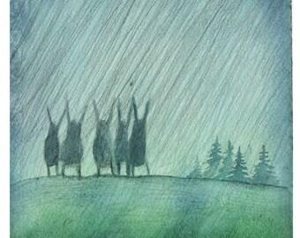 Veljod tormis /Veljo's in the storm