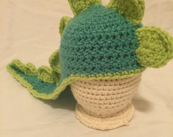 Newborn Dinosaur Photo Prop Cape
