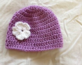 Baby Girl Hat 6-12 months