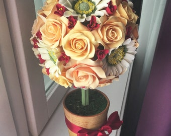Topiary bouquet