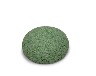 Konjac Face Sponge - Green Tea