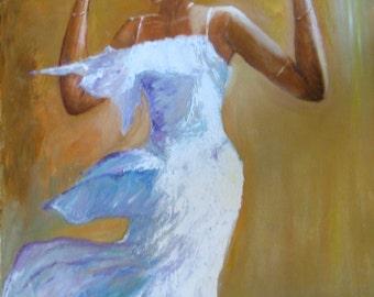 "Painting ""Elegance"""