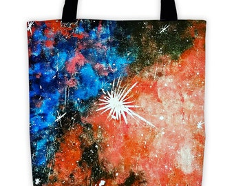 Galaxy Tote by Essence Bennett