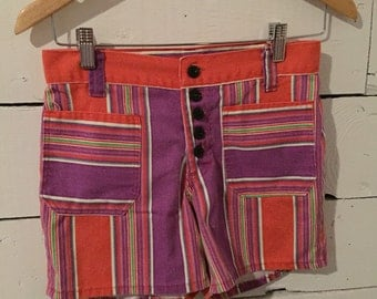 Vintage high waisted shorts