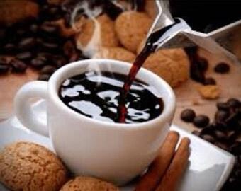 Fresh Coffee 4oz Soy Candle