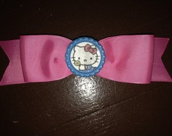 Hello Kitty Hair Bows/ Ribbon Sculptures