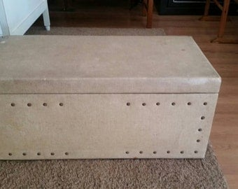 Vintage Toy Chest