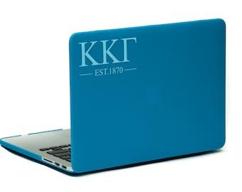 Kappa Kappa Gamma MacBook Case