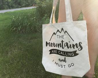 Customizable Small Tote Bag