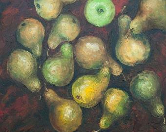 Golden Pears (2016)