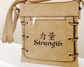 Strength Cross Body Bag